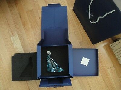 Swarovski Disney Frozen Elsa, Limited Edition 2016 Mib #5135878