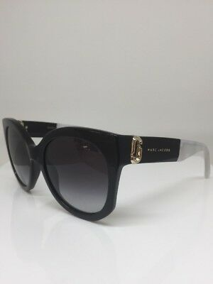 fa4662dd145 New MARC JACOBS Sunglasses MARC 247 S C. 8079O Black With Grey Gradient 53mm