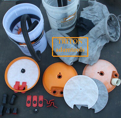 Triton Dust System Parts...will post upon request