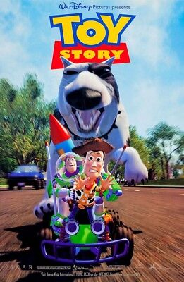 "Toy Story ( 11"" x 17"" ) Movie  Collector's  Poster Print ( T1 ) - B2G1F"