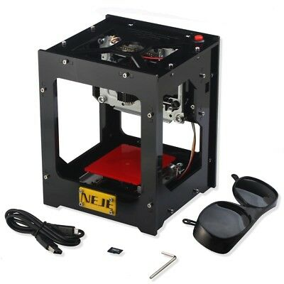 NEJE 1500mW Bluetooth Laser Engraver DIY Engrave Printer Machine for iOS/Android