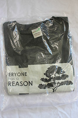 New in Package Toyota Everyone Has a Reason - Prius - Organic Shirt Large - Rare