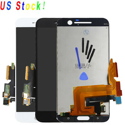 LCD Screen Display + Digitizer Touch+Frame + Tools For HTC 10 | One M10 M10H