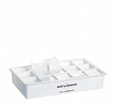 Moët & Chandon Ice Impérial Ice Cube Tray Mould Form for Champagne with Moët
