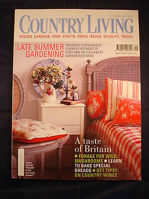 Country living magazine september 9 2017 50 style ideas for Country living gardener magazine website