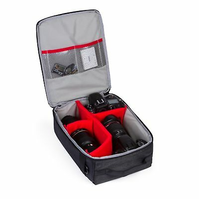 Cameras Bags Waterproof Lightweight Tote Insert Bag for DSLR/SLR Camera and Lens