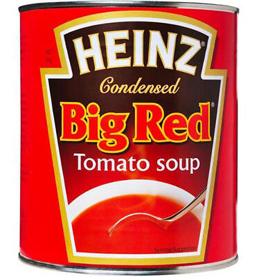 Heinz Soup Big Red Tomato 3kg