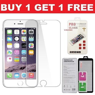 100% Genuine Tempered Glass Screen protector protection For  iPhone 7PLUS &8PLUS