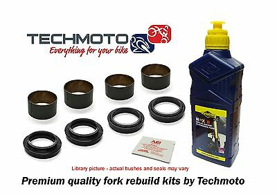 fork rebuild kit service suspension