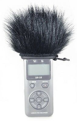 YY Sound Tascam DR-05, Windscreen Muff for recorder Tascam Tascam DR-05 / DR