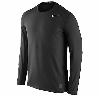 Nike Men's Dri-Fit Pro Cool Fitted Long Sleeve Training Shirt - NWT