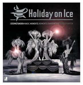 Holiday on Ice / inkl. 2 CD + 1 DVD   -  OVP