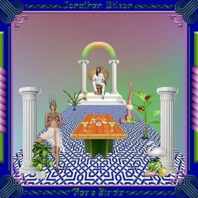 JONATHAN WILSON RARE BIRDS CD (PRE-ORDER Released March 2nd 2018)