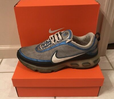 2006 VINTAGE NIKE Air Max 360 Blue Running Shoes Mens Size 13 2016 2017