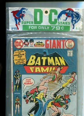 DC Super Stars Multi Pack A-5 (Justice League #130, Batman Family #5) 1976