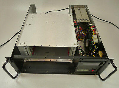 Dawn VME System Enclosure w/ 11-1015504 Chassis, Health Monitor, & Power Supply