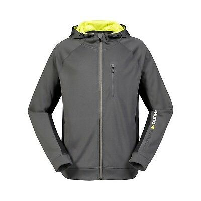 (Small) - Musto Evolution Zip Hoody 2017 - Charcoal. Delivery is Free