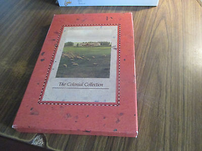 10-  The Colonial  B Collection  --3  Great  Booklet  Issues  With  Stamp Strips