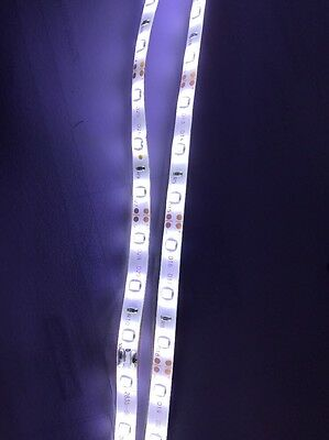 2x 30cm white pc led light strip (twin Pack SATA)