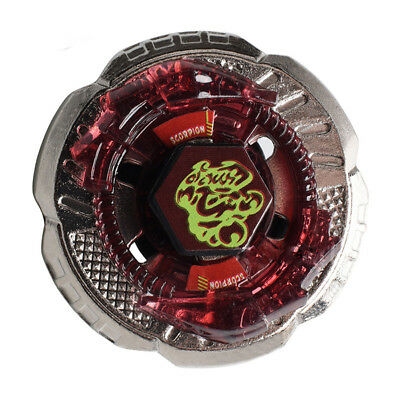 Battle 4D Beyblade Metal Fight Fusion Masters BB65 Rock Scorpio Gyro Gift Toy FE