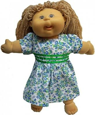 Cute Cabbage Patch Kid Doll Dress. Doll Clothes Super store. Shipping is Free