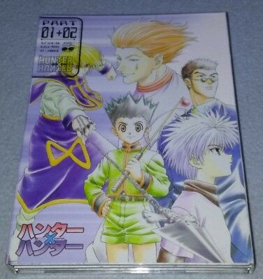Hunter X Hunter Season Part 01+02