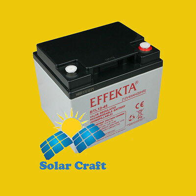 segel Solar 30w 12v Mit Kit regler Charge Und Batterie Agm 20ah