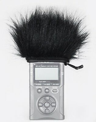 Y Master Sound Tascam DR-40, Windscreen Muff for recorder Tascam DR-40/ Tascam D