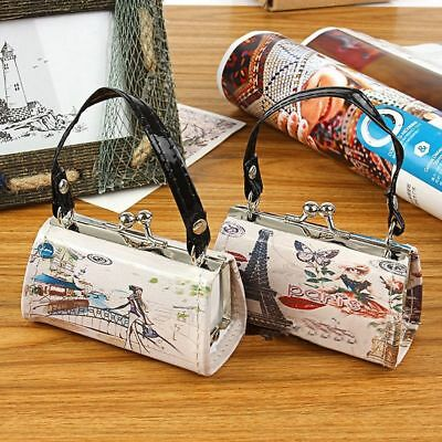 Fashion Style Colorful Women Lady Mini Faux Leather Coin Bag Purse Wallet