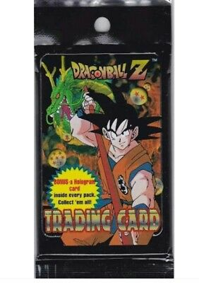 Dragonball Z Artbox Series 1 Trading Card Pack *1 Pack*