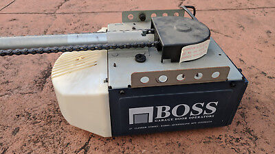 Boss BOL4 Garage Door Opener - Used - For Parts Or Repair - Eastwood Pickup