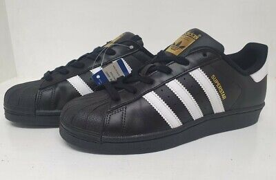 JUNIOR ADIDAS SUPERSTAR Foundation White Trainers RRP
