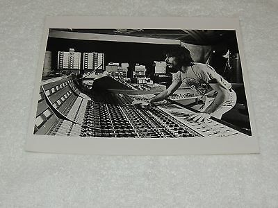 Grateful Dead / Mickey Hart  - Original 8 x 10 B&W Photo Print - Great Condition