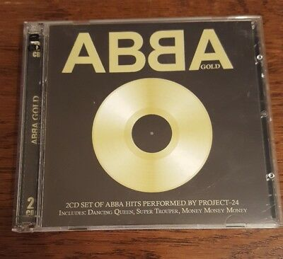 ABBA*GOLD 2CD -  CD OOVG The Cheap Fast Free Post   h2