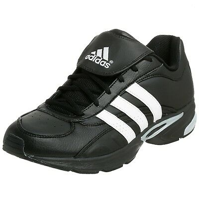 (11.5 D(M) US, Black/White/Silver) - adidas Men's Excelsior 5 TR Baseball Cleat