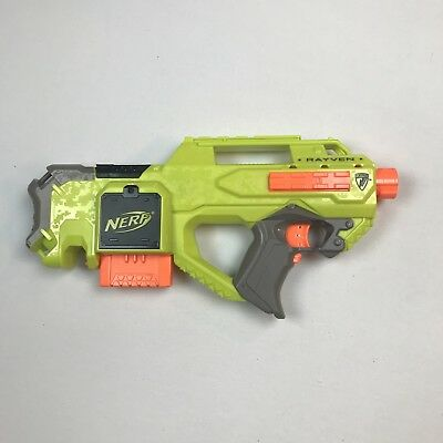 The clear-coated and reassembled blaster. There are actually a lot of  imperfections if you look too close and blaster performance may have been  impacted ...