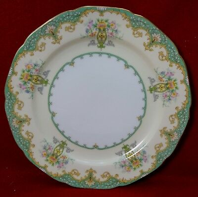 NORITAKE china ELTOVAR 83377 pattern Dinner Plate - 10""