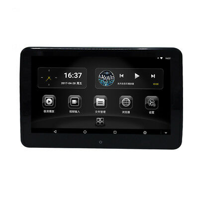 10.6 inch Android HD Touch Screen Car Headrest Monitor USB/SD/HDMI Port