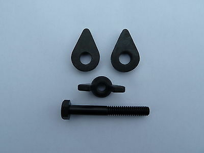 2 x Coil Washers 1 x Nut Bolt suit Minelab Metal Detector Coiltek Nugget Finder