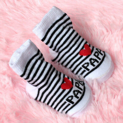 Baby Boy Girl Cartoon Cotton Socks NewBorn Infant Toddler Kids Soft Sock 0-6M