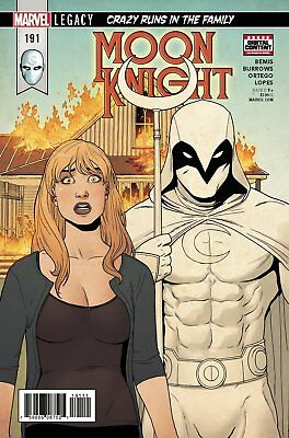 Moon Knight #191 Leg Brand New Near Mint Bagged And Boarded Comic