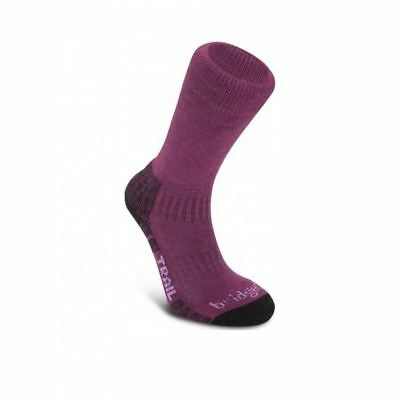 Bridgedale Wool Fusion Trail Socks - Womens | Hiking & Running Socks