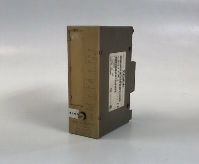 Siemens Simatic S5 Analog Output Module 6ES5470-8MC12 E:02