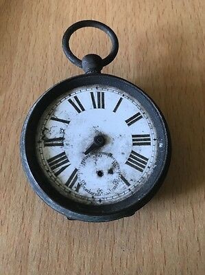 Marque De Fabrique Pocket Watch Old/vintage/antique (?)
