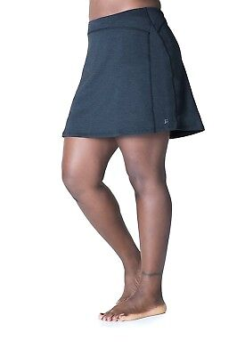 (XX-Large, Black Wool) - Skirt Sports Women's Happy Girl Skirt. Delivery is Free