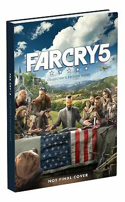 Far Cry 5 Official Collector's Edition Game Guide by Prima Games