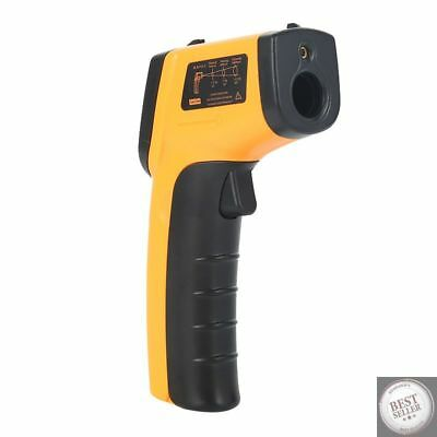 Digital Thermometer Thermal Camera Imager Handheld Non-Contact Laser Infrared