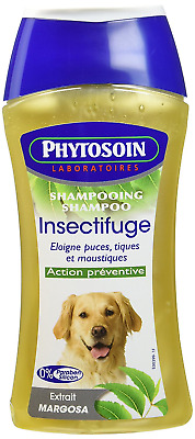 Phytosoin - 094983 - Chiens - Shampooing Insectifuge - 250 ml