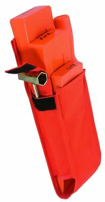 """Weaver 13"""" Heavy Duty Tool Holster For Wedges Scrench Arborist Logging Firewood"""