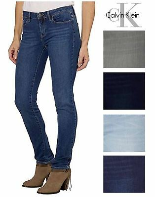Calvin Klein Women's Ultimate Skinny Stretch Jeans Variety Size & Color